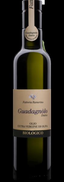 Guadagnòlo Dulcis Olio extra vergine d'oliva BIO 0.5 L – Fattoria Ramerino